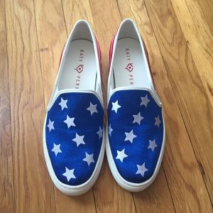 Pre-owned Katy Perry The Michelle Sneaker